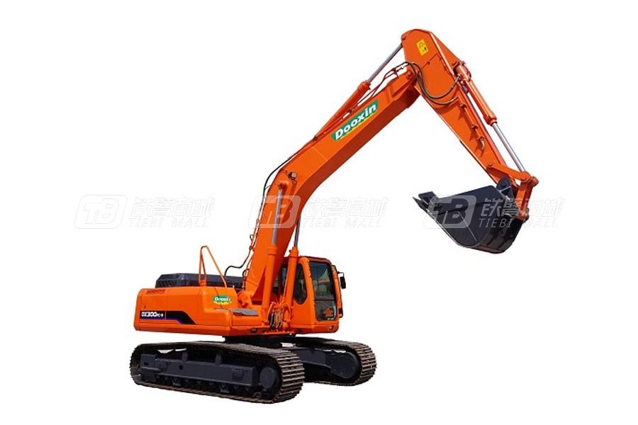 斗鑫DX 300PC-9履带挖掘机