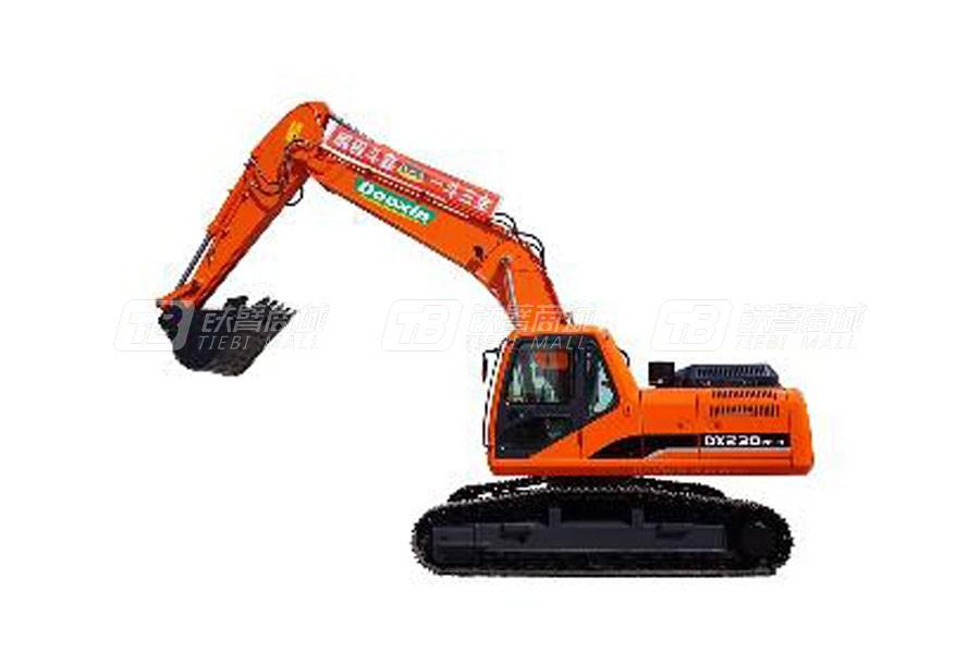 斗鑫DX 230PC-9履带挖掘机