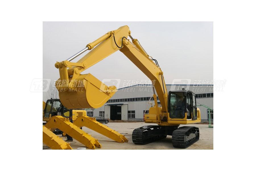 山顿SC210-8大型履带式挖掘机