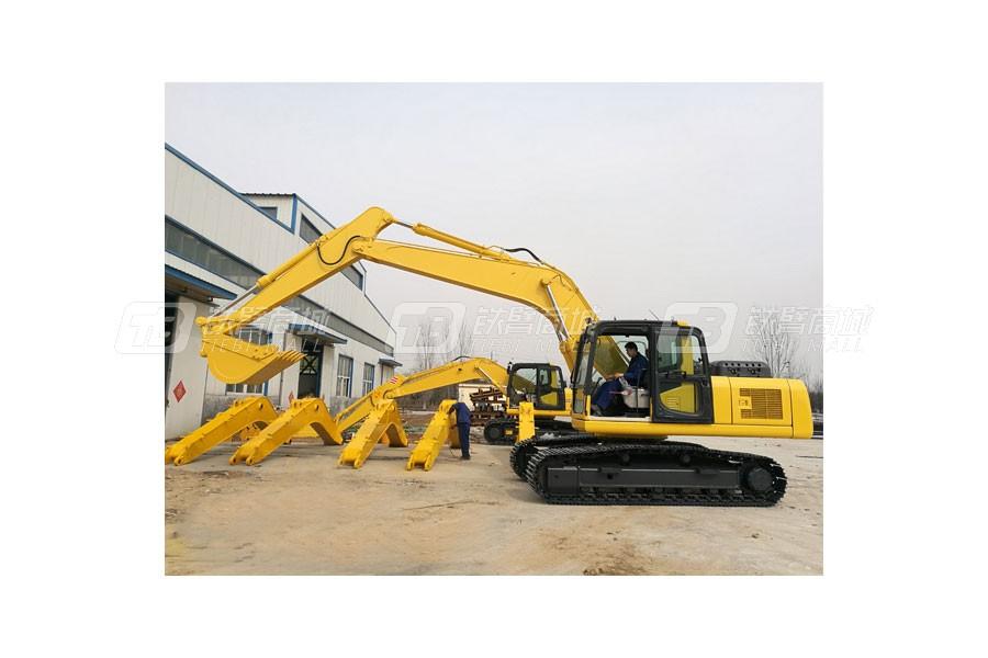 山顿SC240-8大型履带式挖掘机