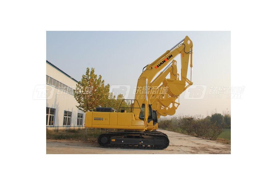 山顿SC360-8大型履带式挖掘机