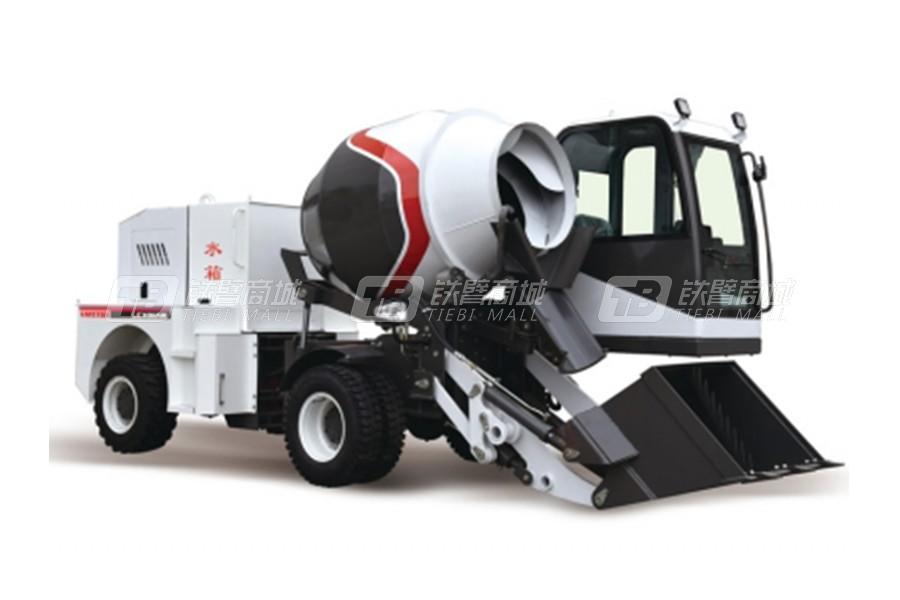 山一LM-2200混凝土搅拌运输车