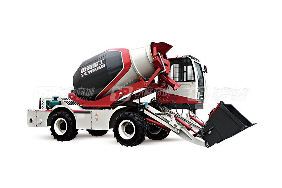 山一LM5500L混凝土搅拌运输车