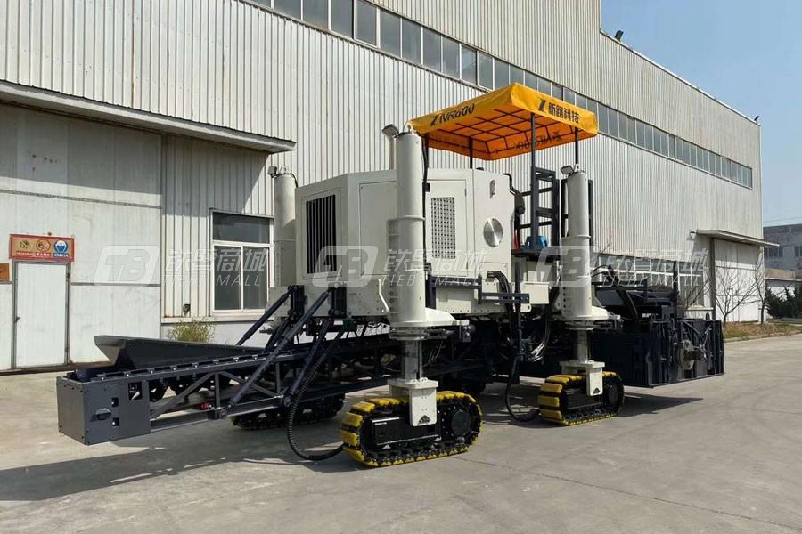 徐州新路NR600混凝土滑模摊铺机