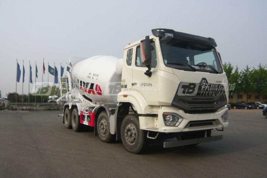 亚特重工TZ5315GJBZCEN5G混凝土搅拌运输车