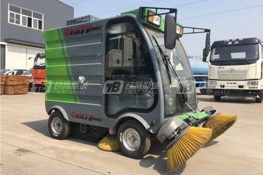亚特重工TZ1151DS纯电动道路清扫车