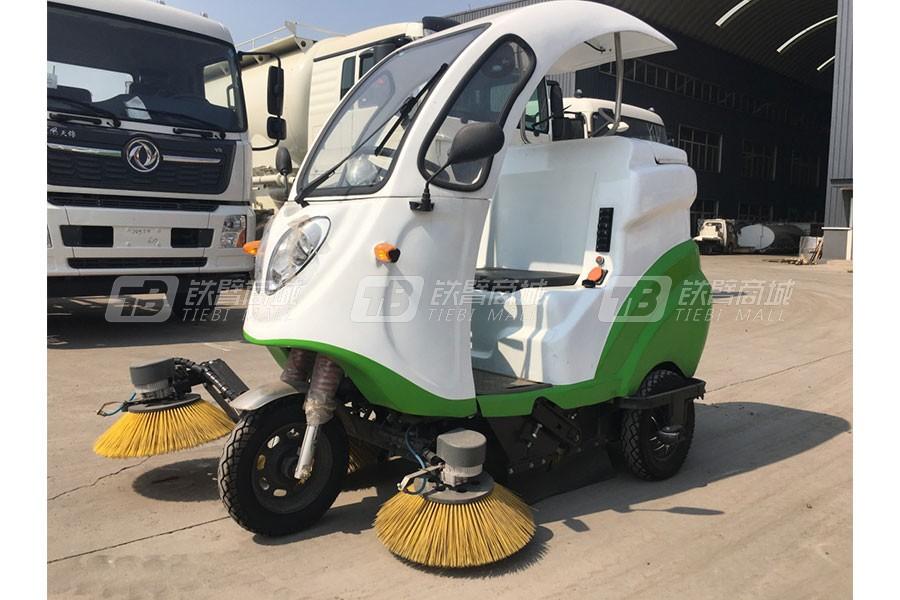 亚特重工TZ1131DS纯电动道路清扫车