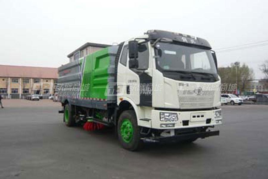 亚特重工TZ5180TXSCA6J6洗扫车