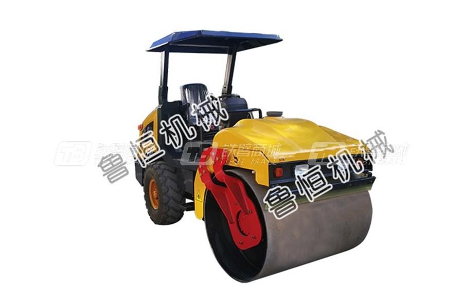鲁恒HW-6000单钢轮压路机