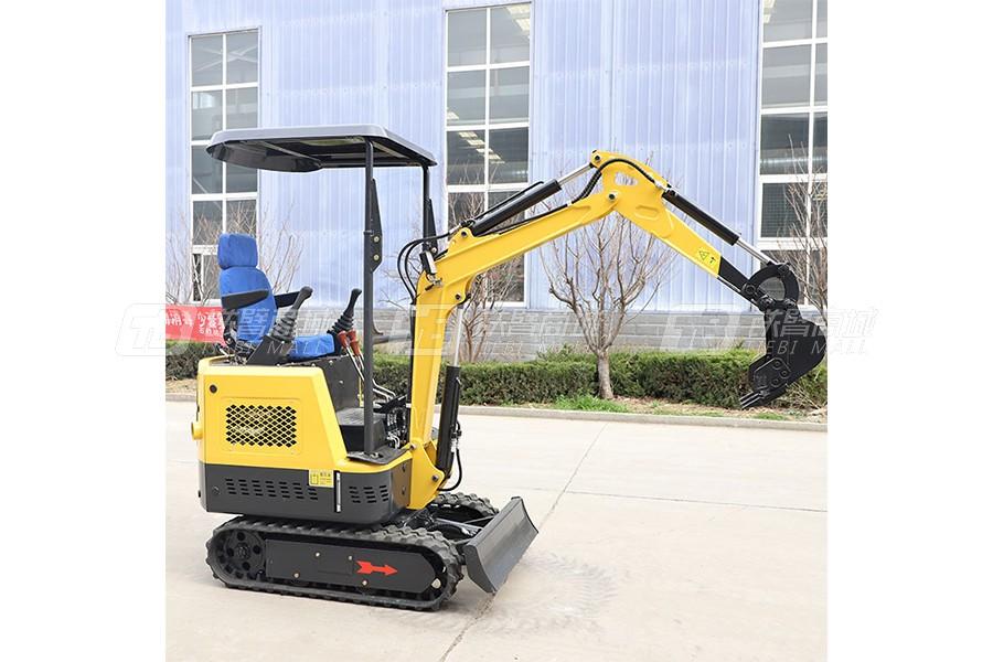 鲁恒HW-15A微型挖掘机