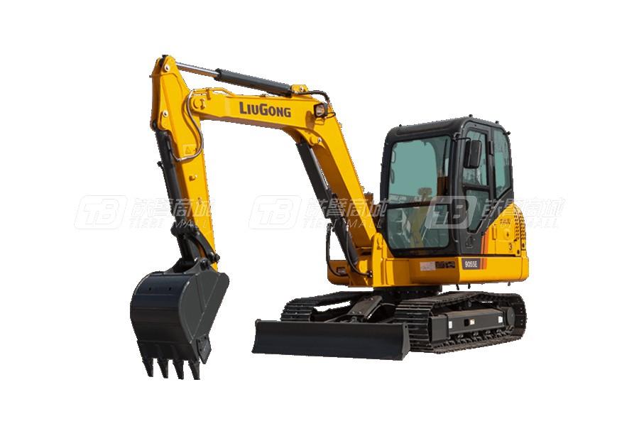 柳工9055E履带挖掘机