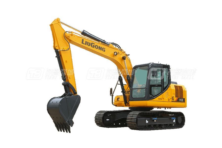 柳工913E履带挖掘机