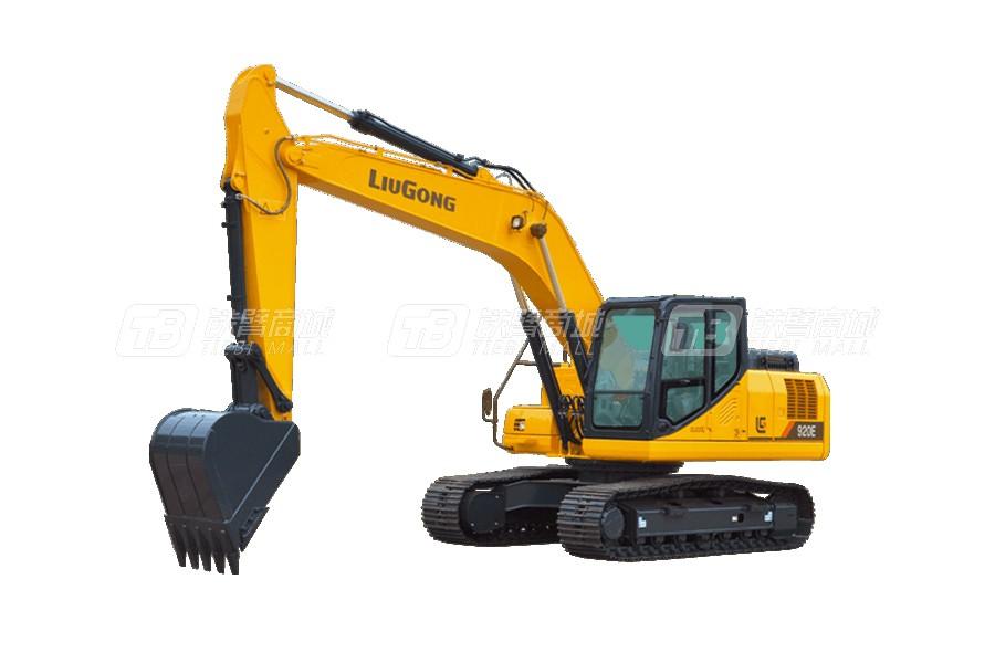 柳工920E挖掘机