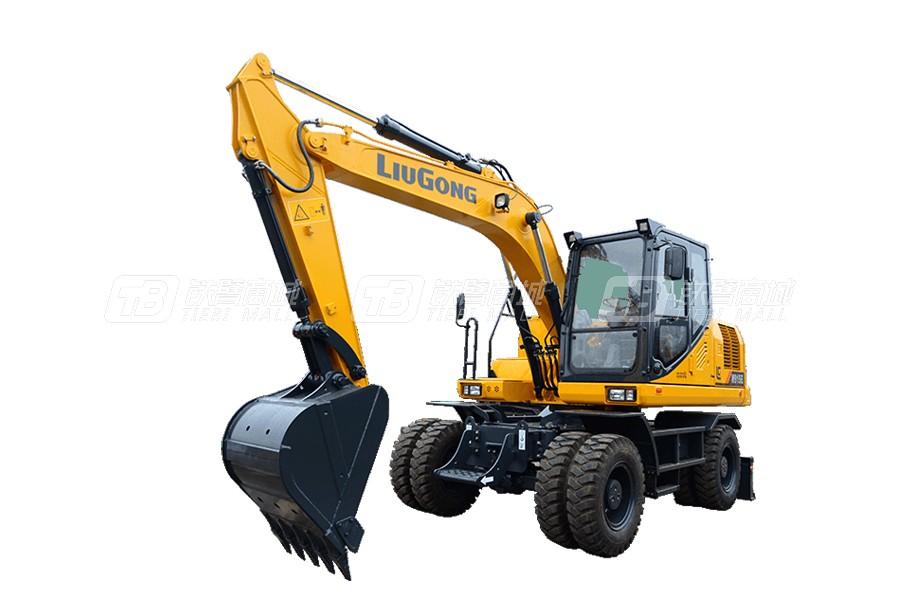 柳工W915E轮式挖掘机