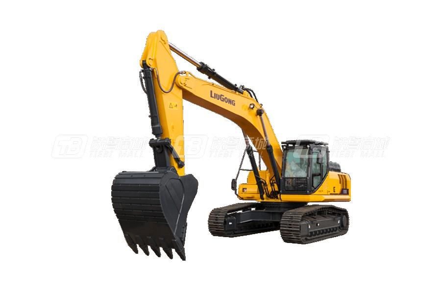 柳工939E履带挖掘机