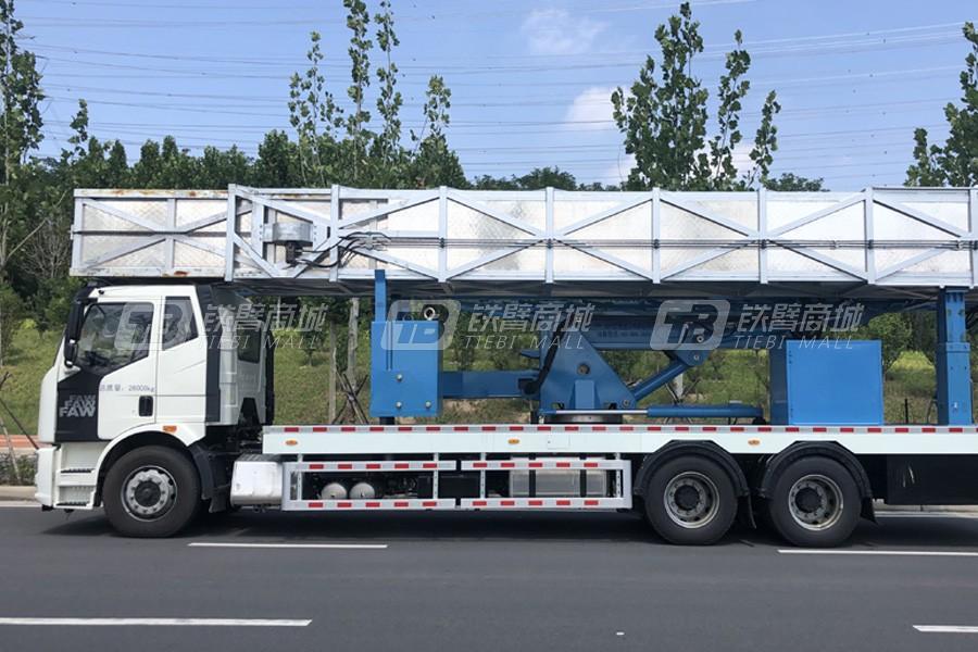 郑宇重工YTZ5261JQJ12D518HZ检测车
