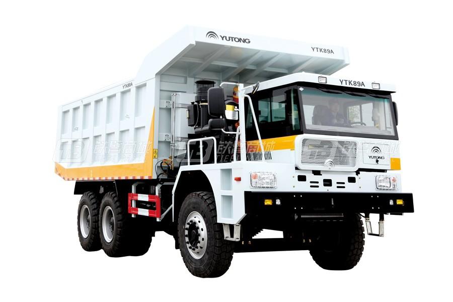 郑宇重工YTK89A矿用卡车