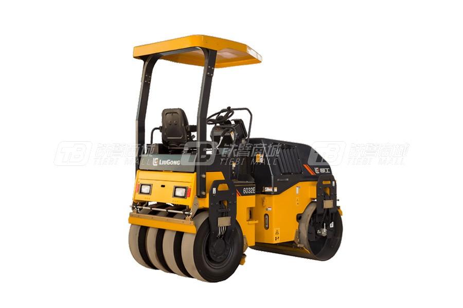 柳工6032E单钢轮压路机(组合产品)
