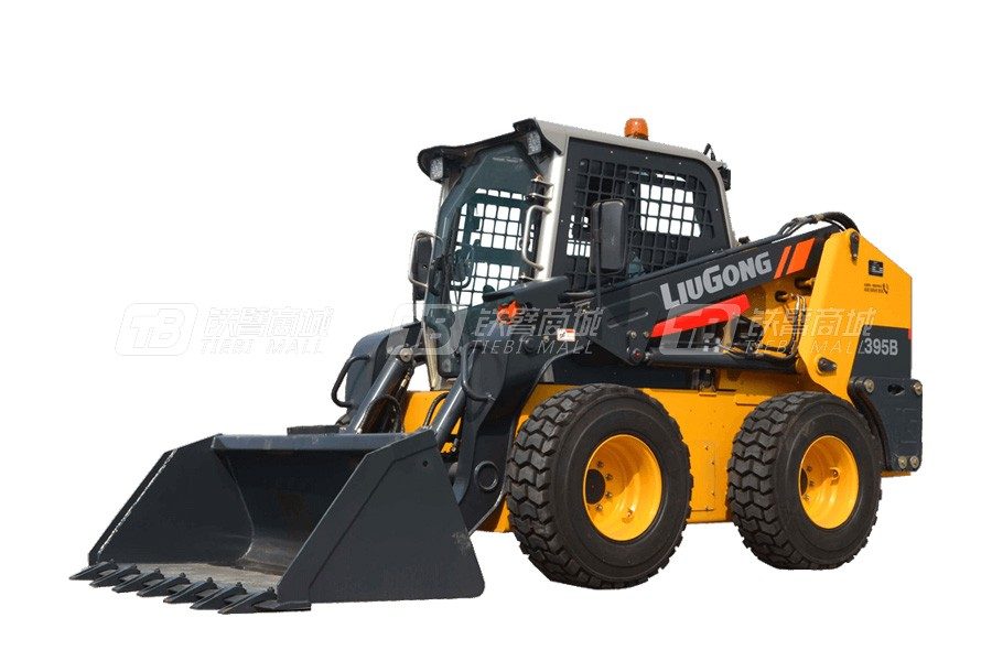 柳工766A挖掘装载机