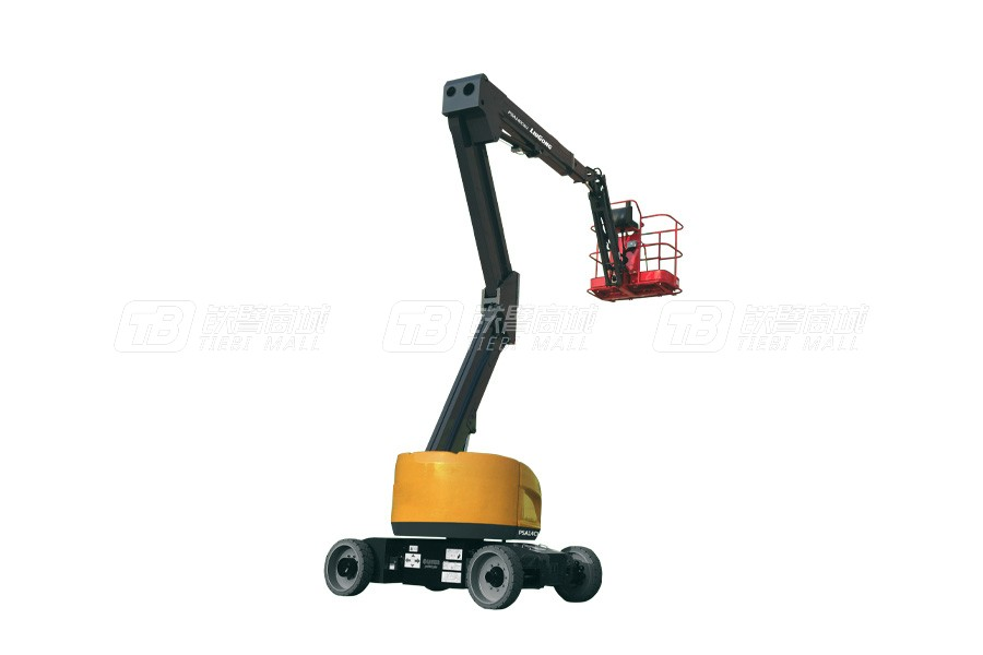 柳工PSA140CWJ曲臂式高空作业平台
