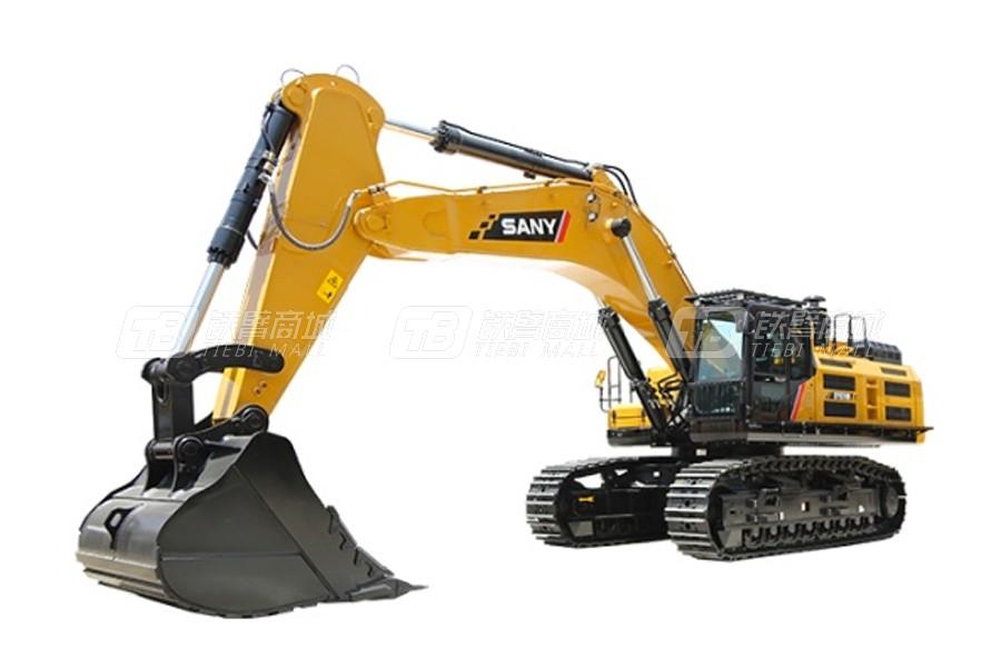 三一SY870H履带挖掘机