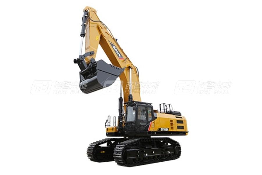 三一SY980H履带挖掘机