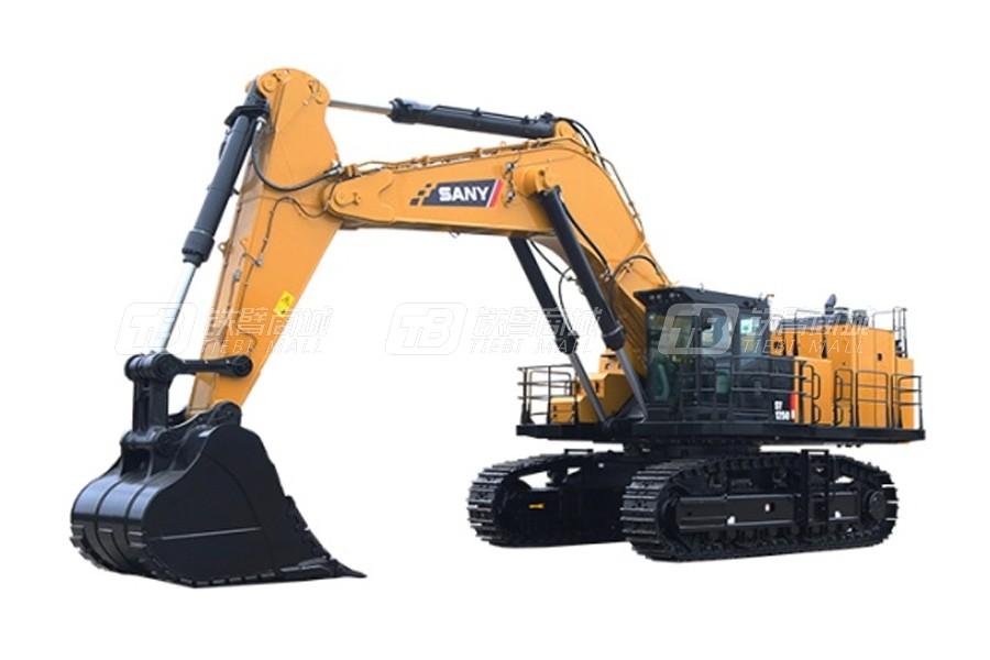 三一SY1250H履带挖掘机