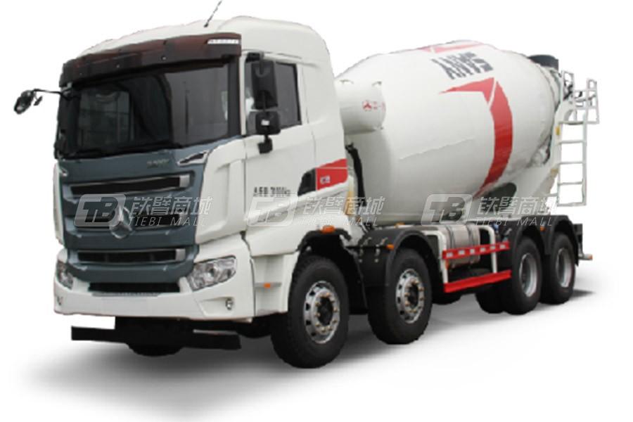三一SY410C-8(V)-L混凝土搅拌运输车