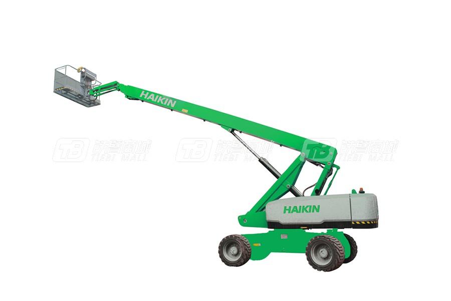 海青汽车BT28A直臂式高空作业平台