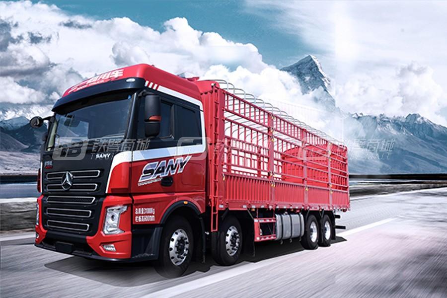 三一HQC1310L俊领版载货车