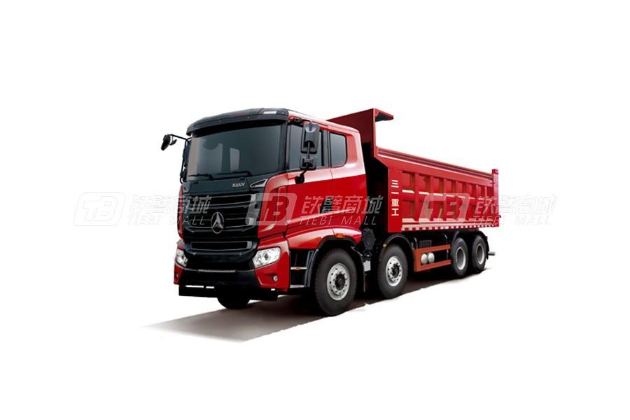 三一SYM3318ZZX1E柴油标载版自卸车