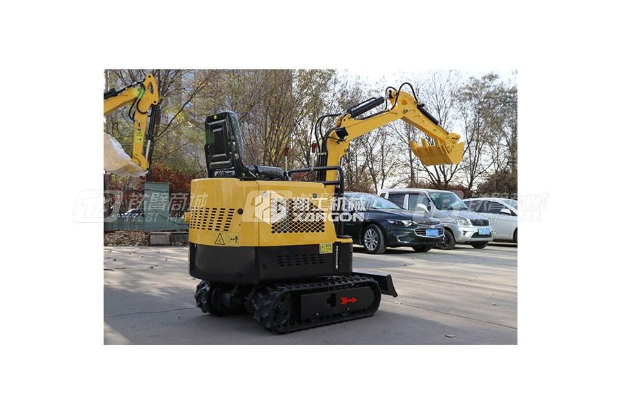 山东翔工XG-8013小型农用挖掘机
