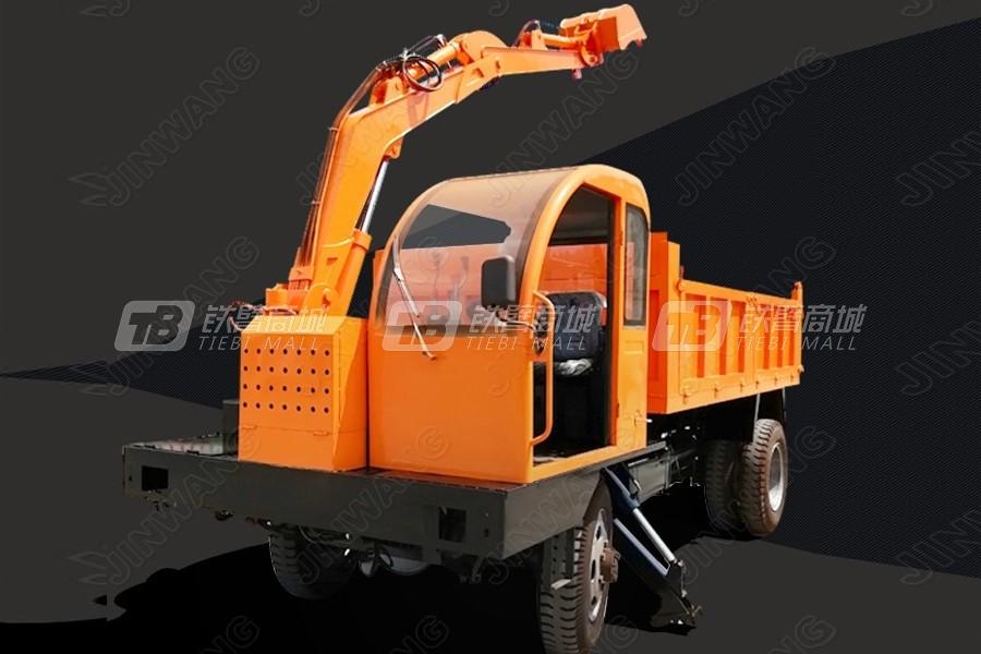 金旺机械JW-W8随车吊挖一体机