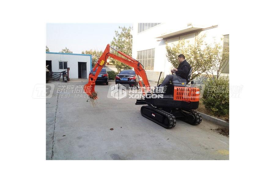 山东翔工XG22-9B履带式挖掘机