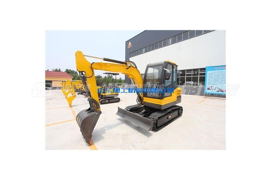 山东翔工XG90-9履带式挖掘机