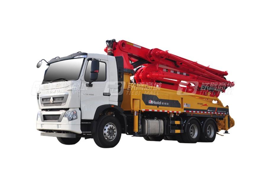 柳工HDL5290THB-38米混凝土泵车