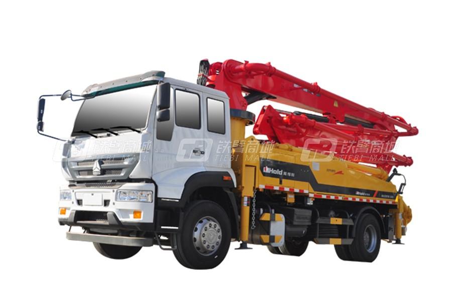 柳工HDL5200THB-28米混凝土泵车