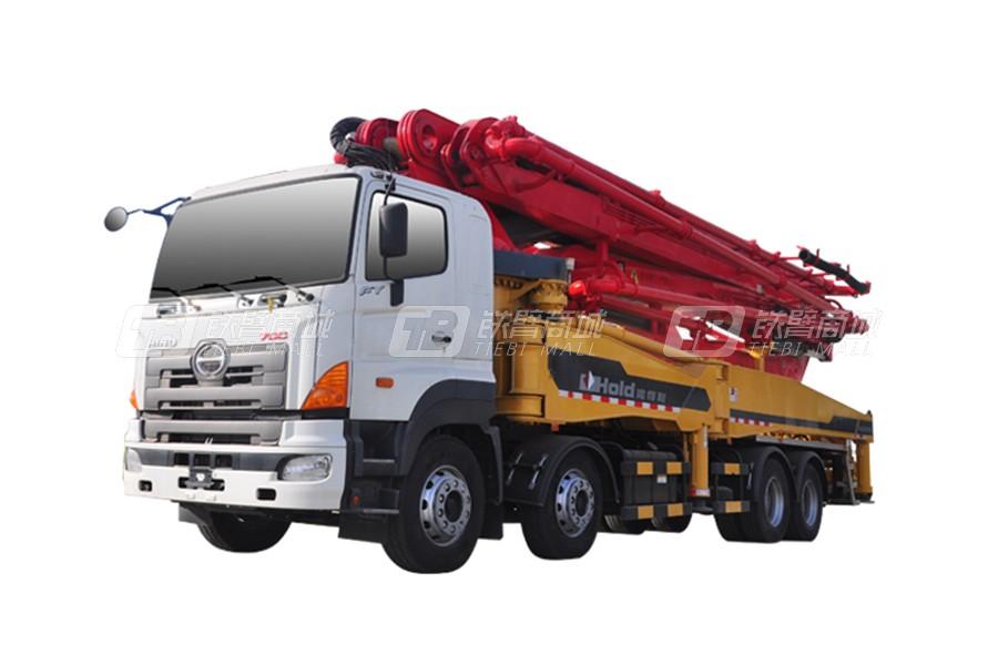 柳工HDL5440THB-52米混凝土泵车