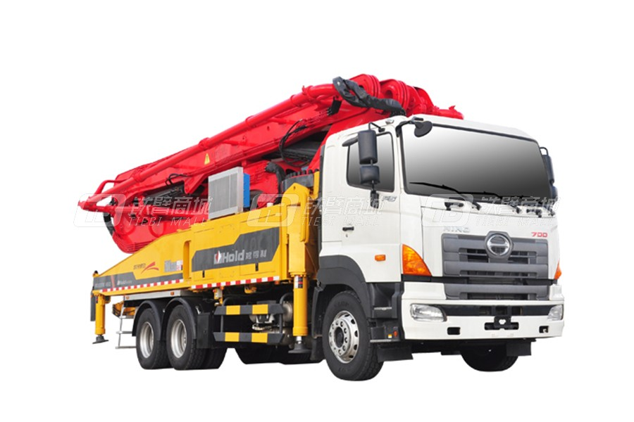 柳工HDL5340THB-46米混凝土泵车