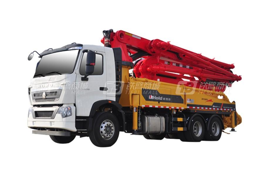 柳工HDL5300THB-38米混凝土泵车