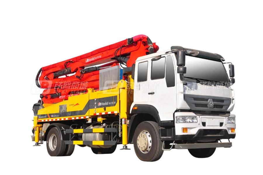 柳工HDL5210THB-30米混凝土泵车