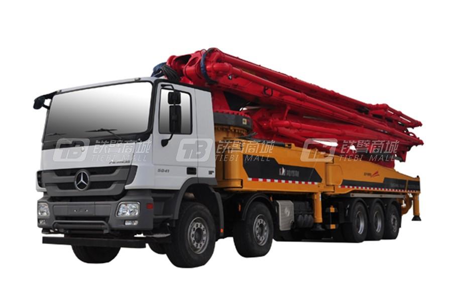 柳工HDL5530THB-63米混凝土泵车