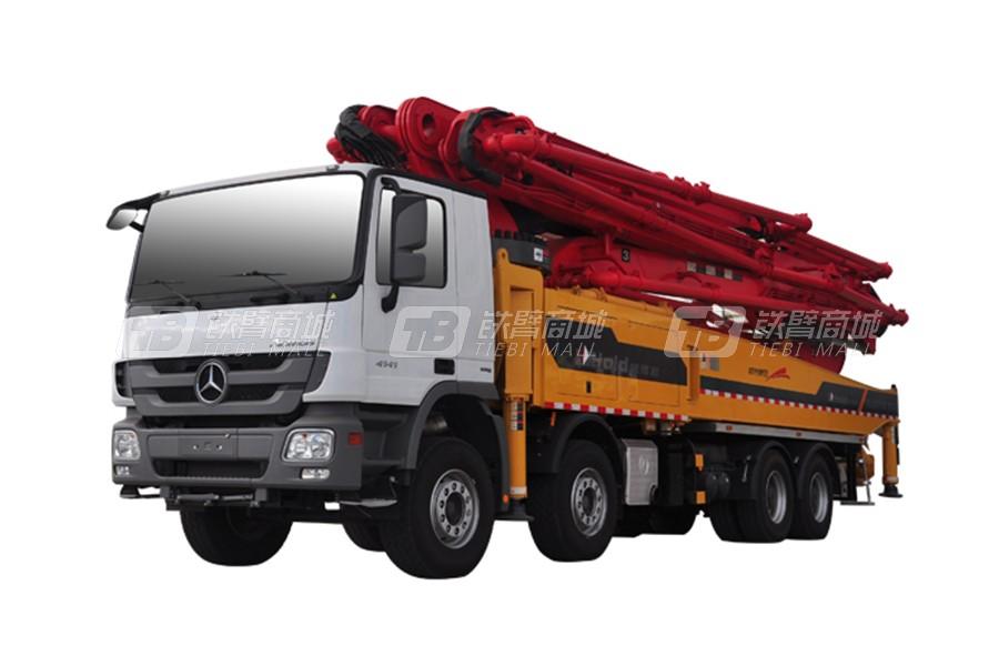 柳工HDL5431THB-56米混凝土泵车