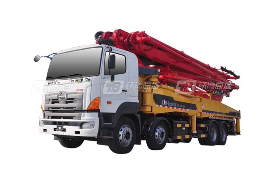 柳工HDL5420THB-52米混凝土泵车