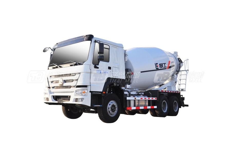 柳工CLGTM408E混凝土搅拌运输车