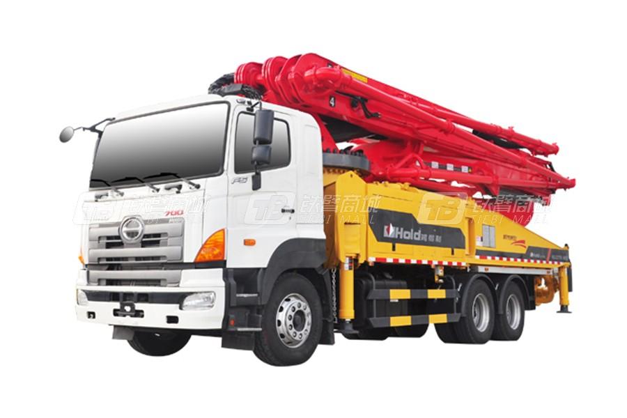 柳工HDL5331THB-46米混凝土泵车