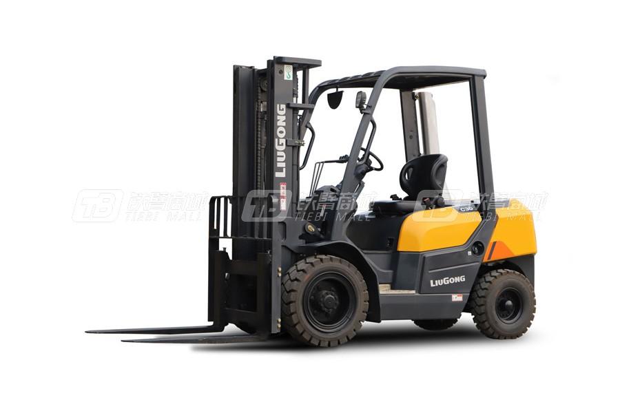 柳工CLG2030H内燃3.0T平衡重式叉车