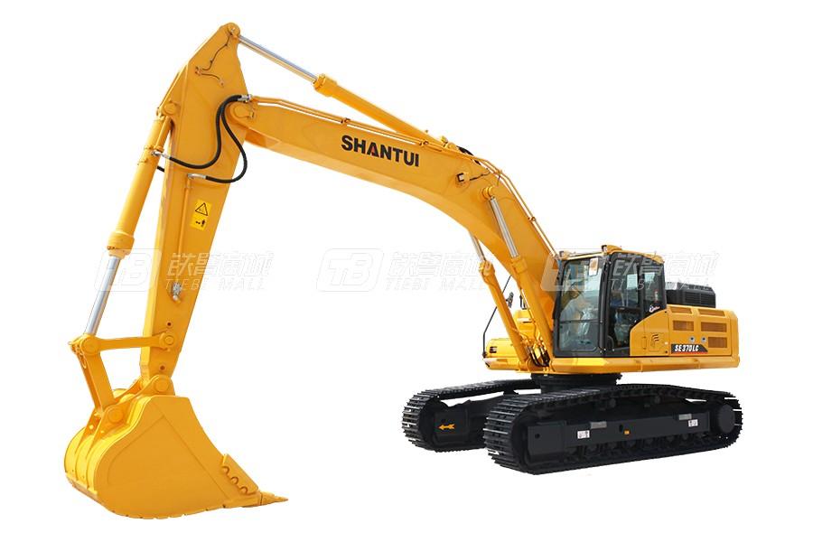 山推SE370LC-9履带挖掘机