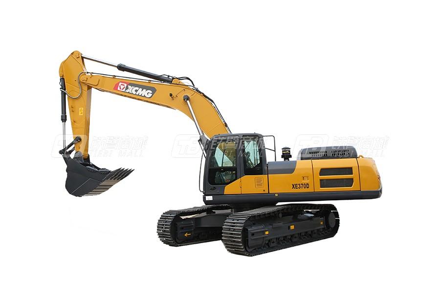 徐工XE370D履带挖掘机