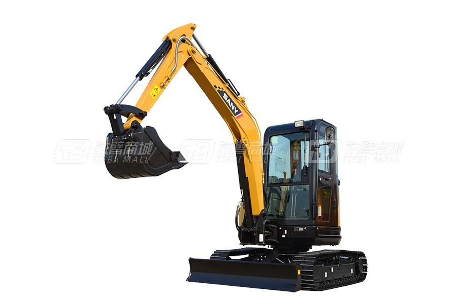 三一SY35U挖掘机
